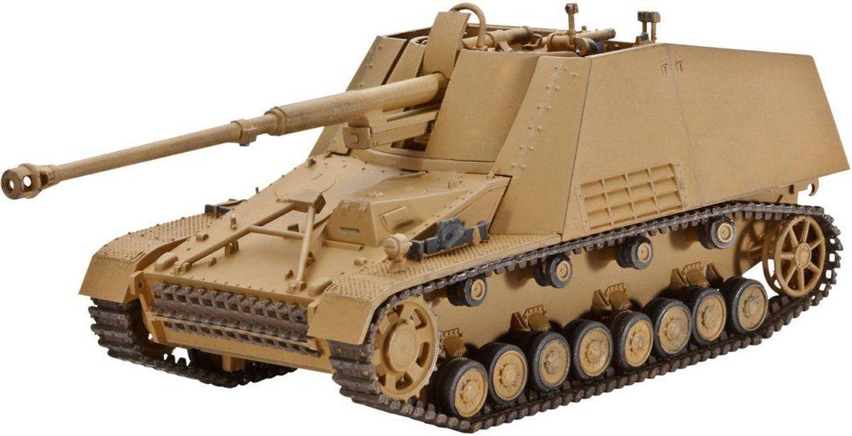 Revell Сборная модель Самоходная артиллерийская установка Sd Kfz 164 Nashorn