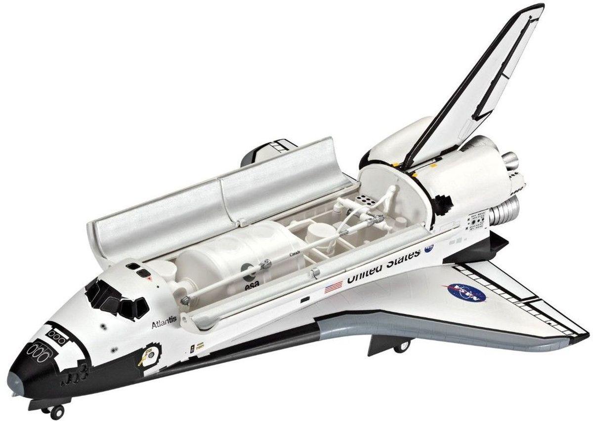 Revell ������� ������ ����������� ������� Space Shuttle Atlantis
