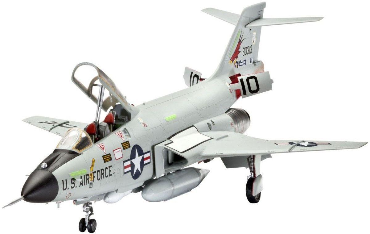 Revell Сборная модель Истребитель-бомбардировщик F-101 B Voodoo