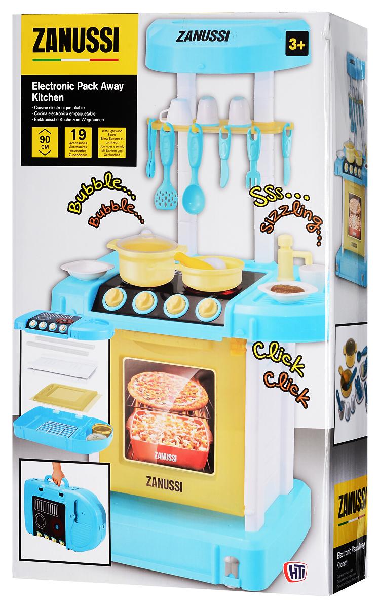 HTI Игровой набор Портативная кухня Zanussi