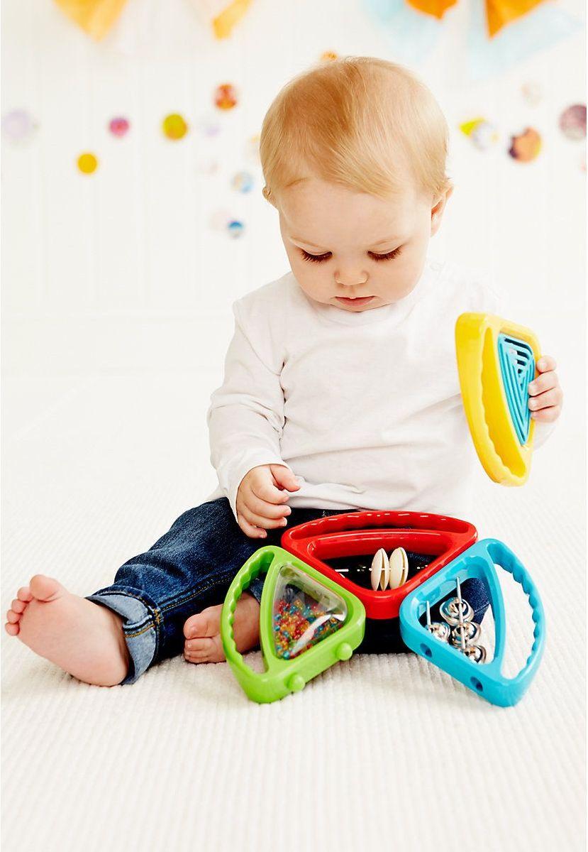 ELC Развивающая игрушка Игрушка Бубен-трансформер