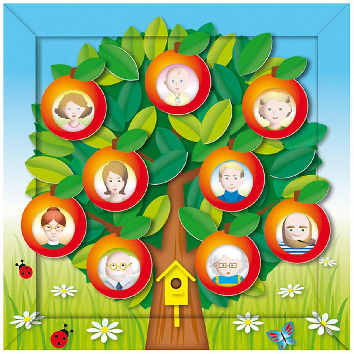 Древо своими руками в детский сад 88