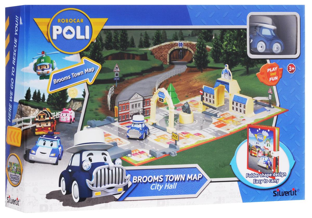 Robocar Poli Игровой набор Мэрия