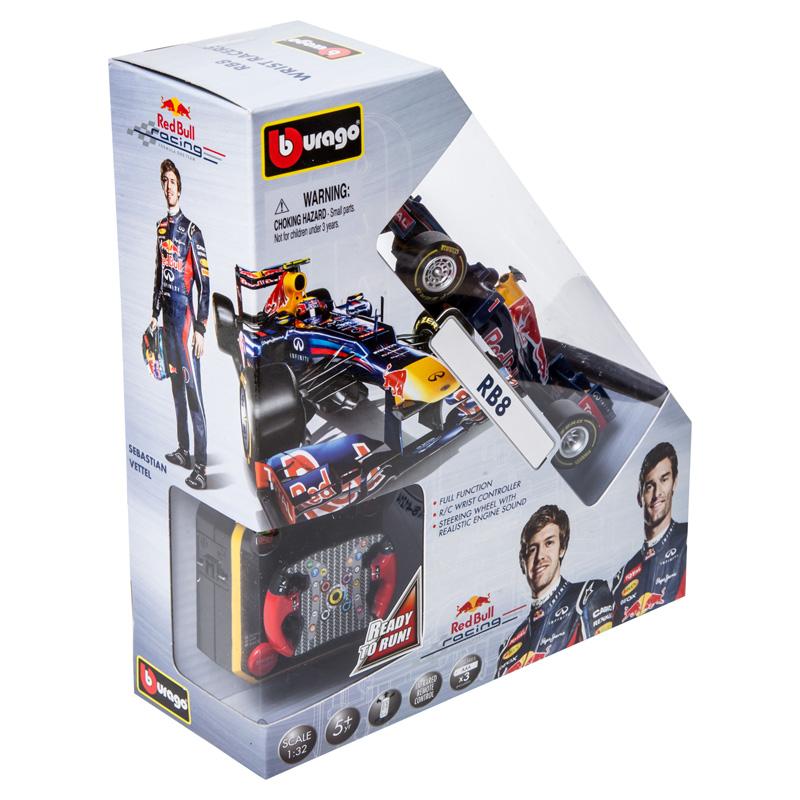 Bburago Модель на инфракрасном управлении Redbull Формула-1 2012