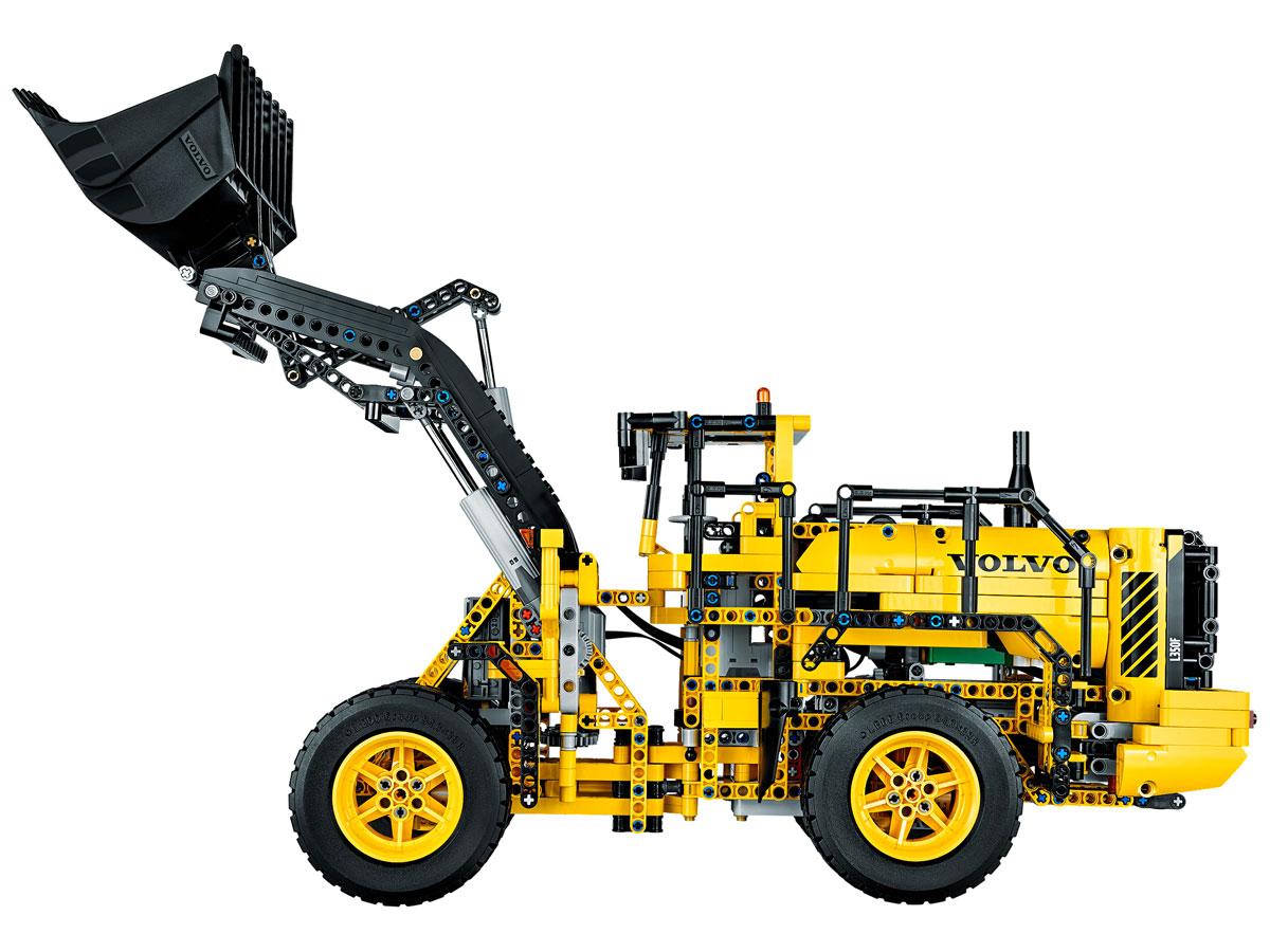 LEGO Technic Конструктор Автопогрузчик Volvo L350F с дистанционным управлением
