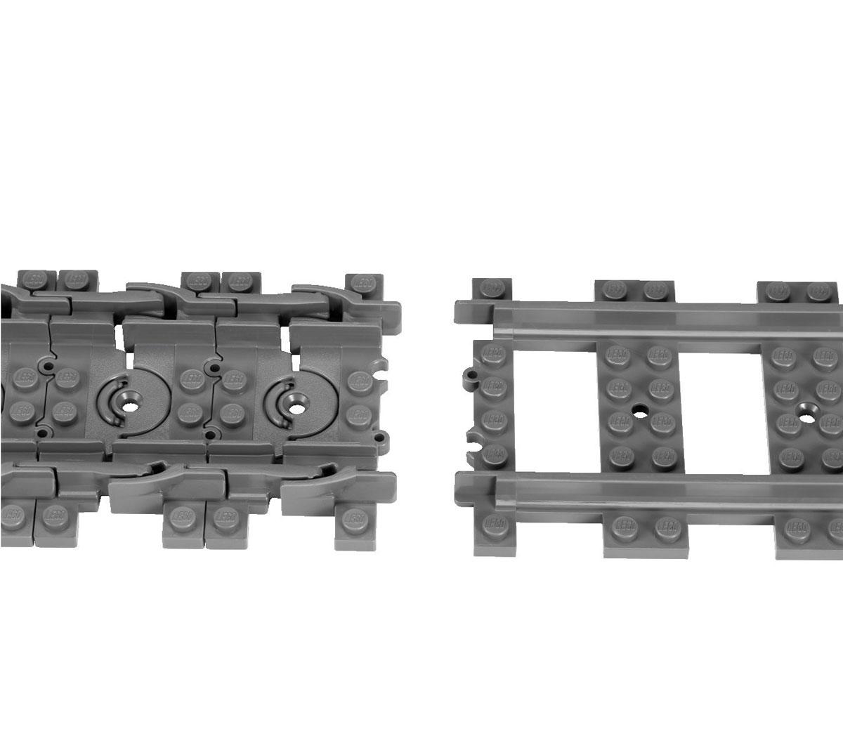 LEGO City Конструктор Гибкие пути