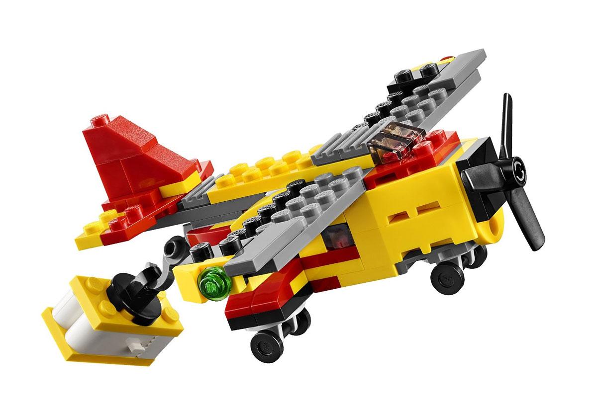 схема сборки конструктора грузовой машины