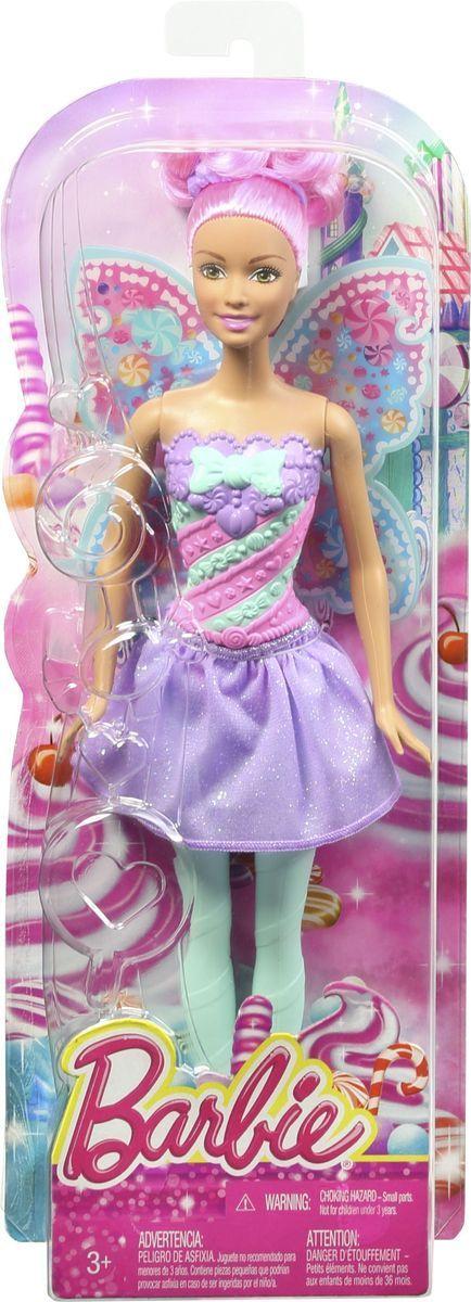 Barbie Кукла Феи DHM50_DHM51