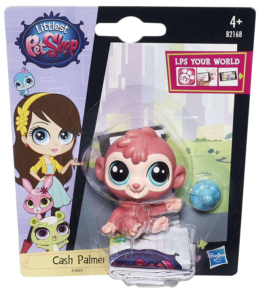 Littlest Pet Shop Фигурка Cash Palmer
