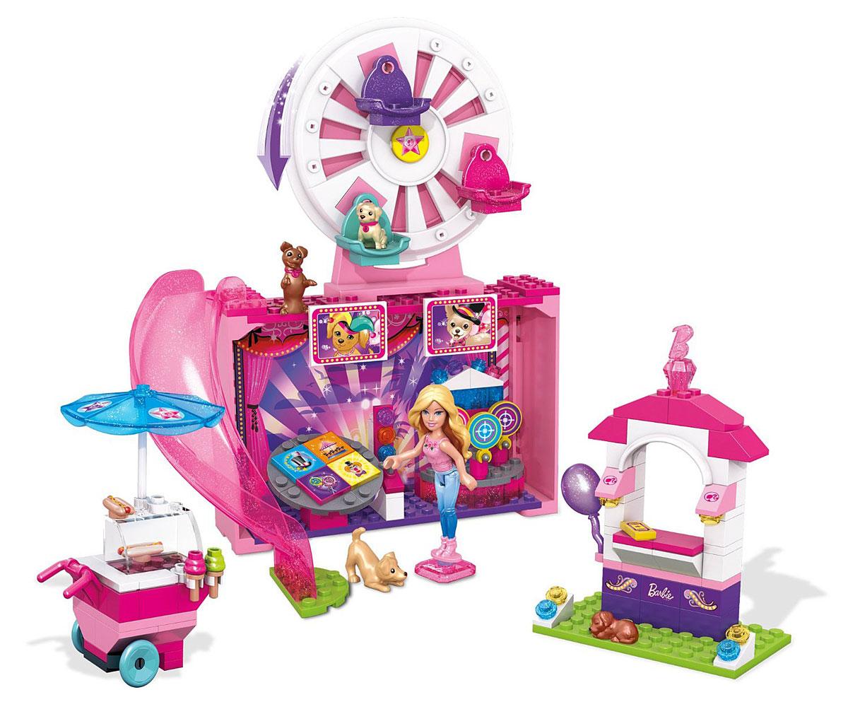 Mega Bloks Barbie Конструктор Праздник Барби