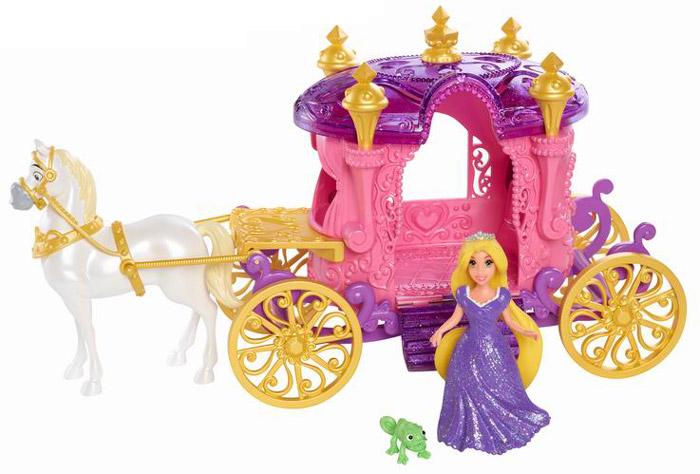 Disney Princess Игровой набор с куклой Золушка