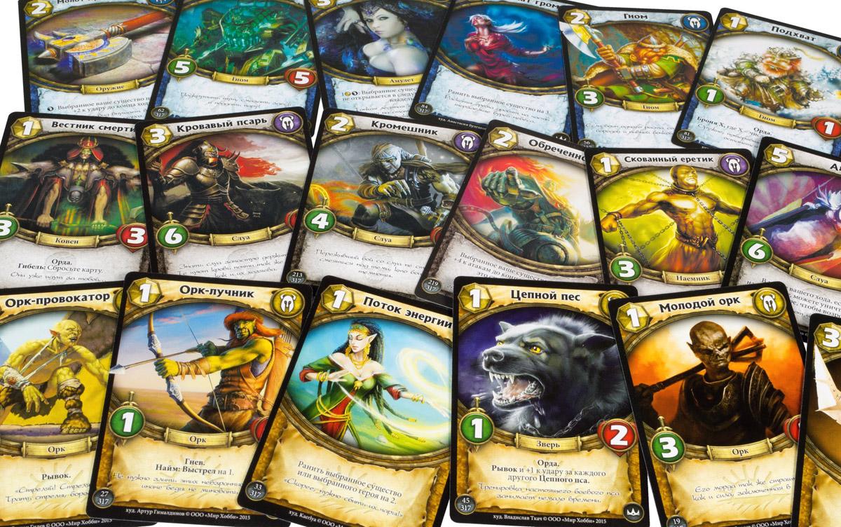 Hobby World Настольная игра Берсерк Герои Время Героев Свирепый Резак ( 1492 )