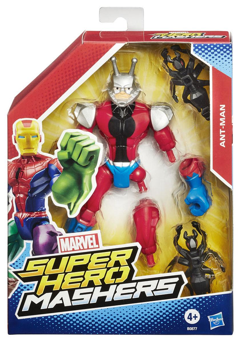 Hero Mashers Разборная фигурка Ant-man