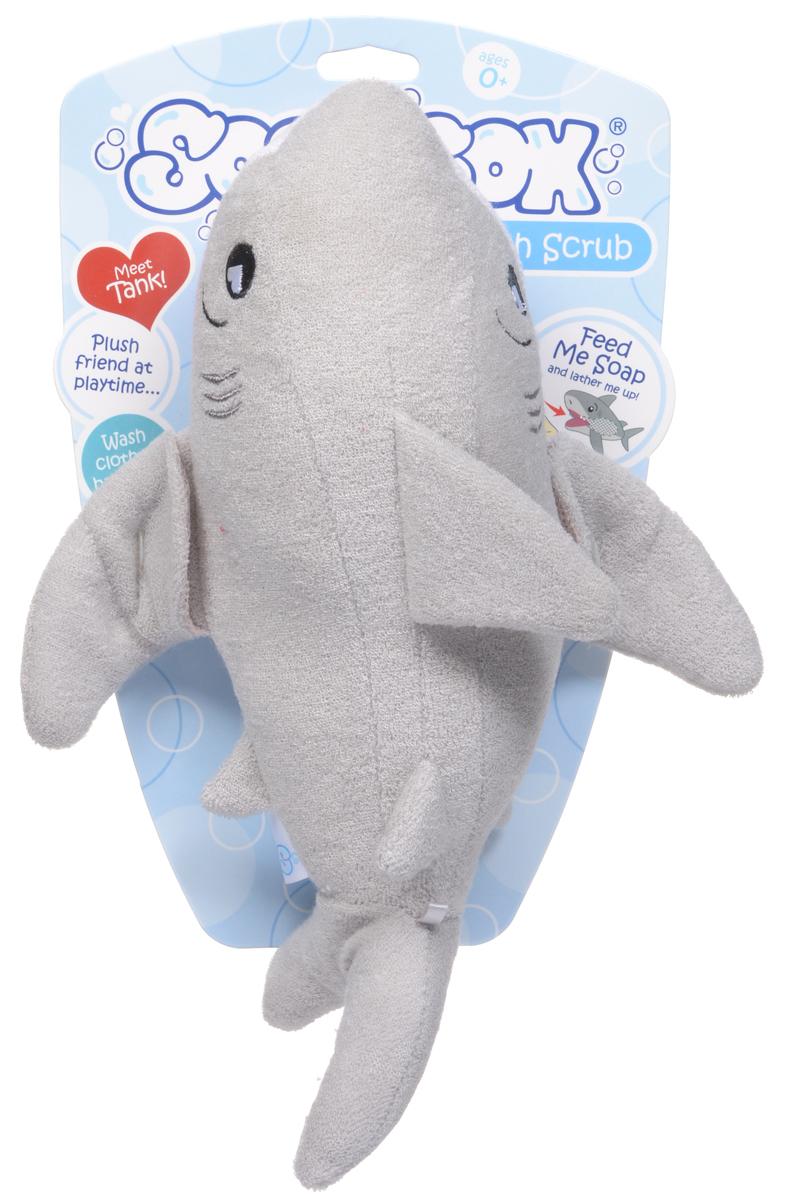 SoapSox Губка для тела Акула Тэнк