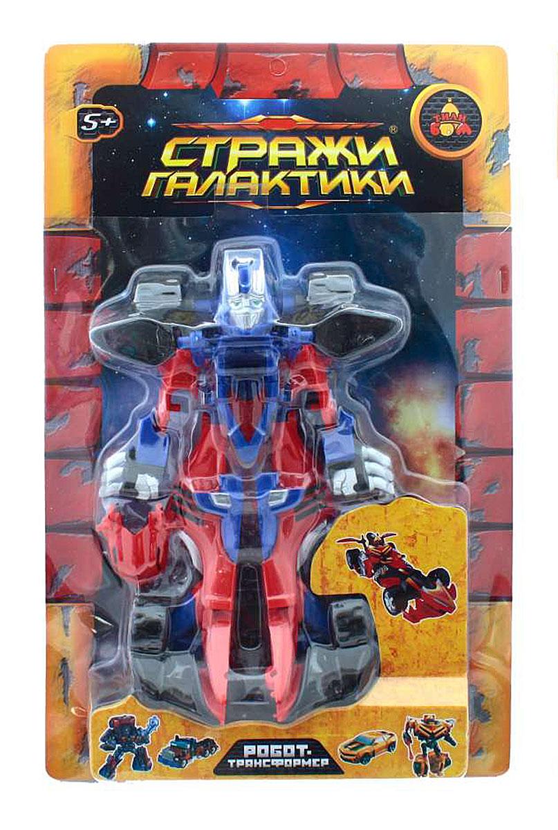 Тилибом Робот-Трансформер Стражи галактики цвет синий красный