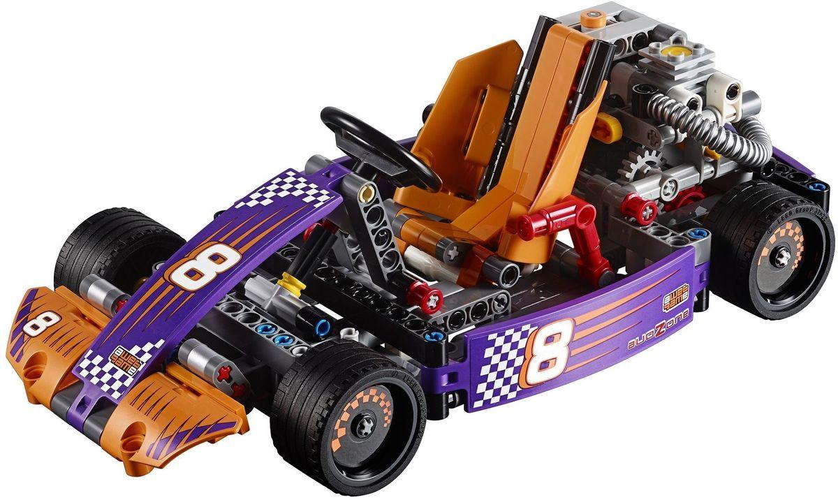 LEGO Technic Конструктор Гоночный карт 42048