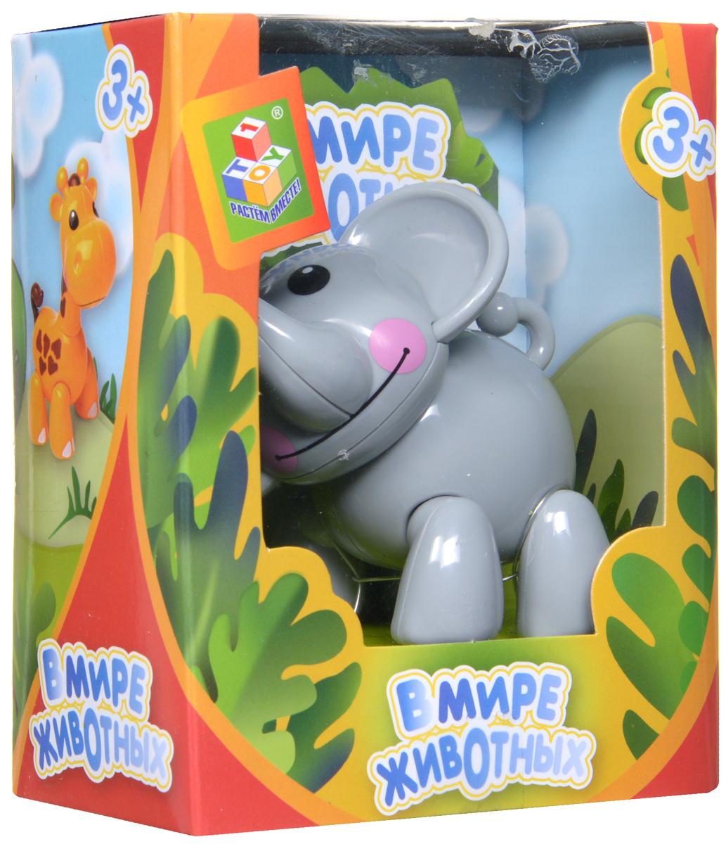 1TOY Фигурка В мире животных Слон