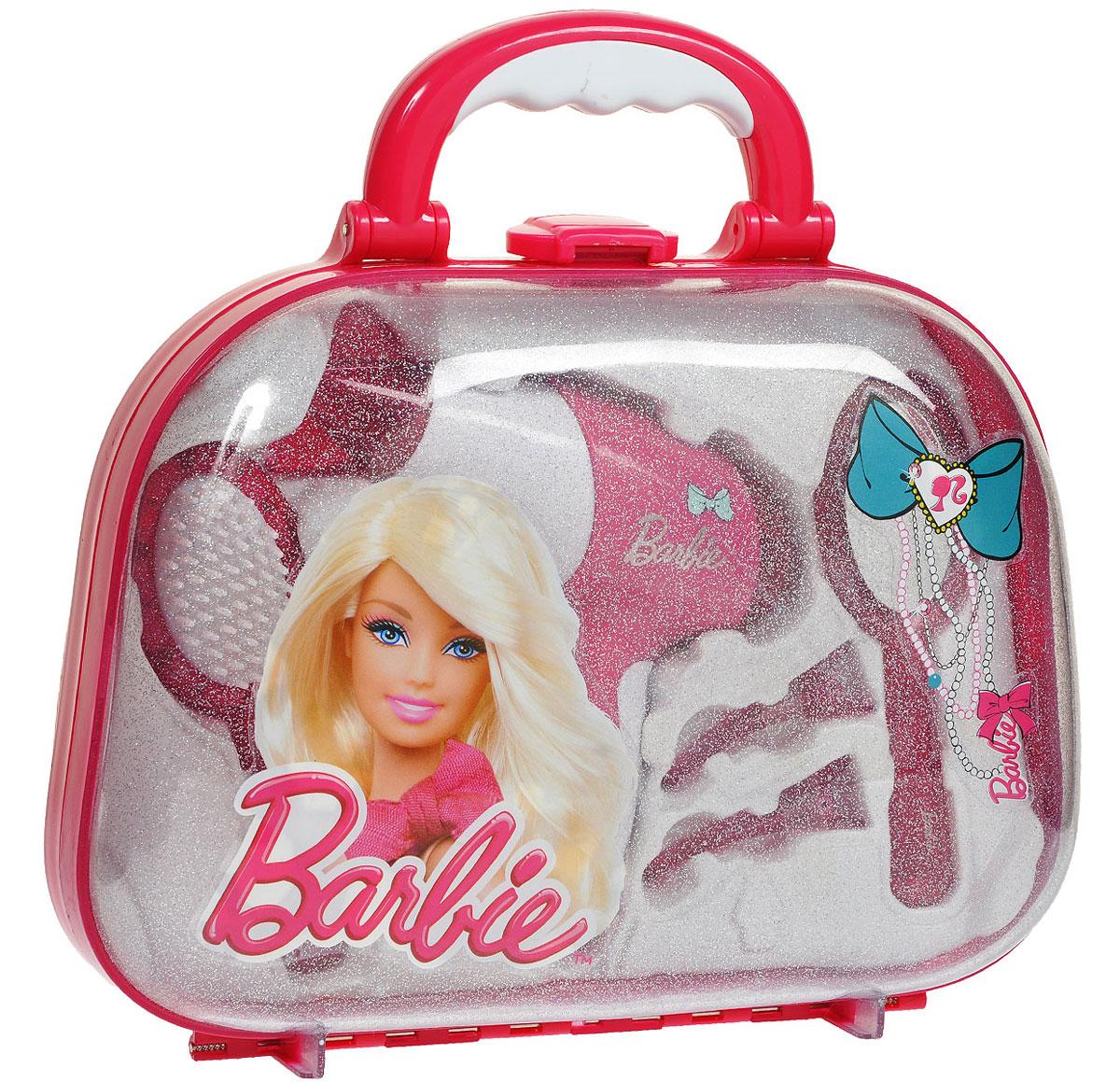 Klein Игровой набор в чемодане Barbie Стилист 8 предметов