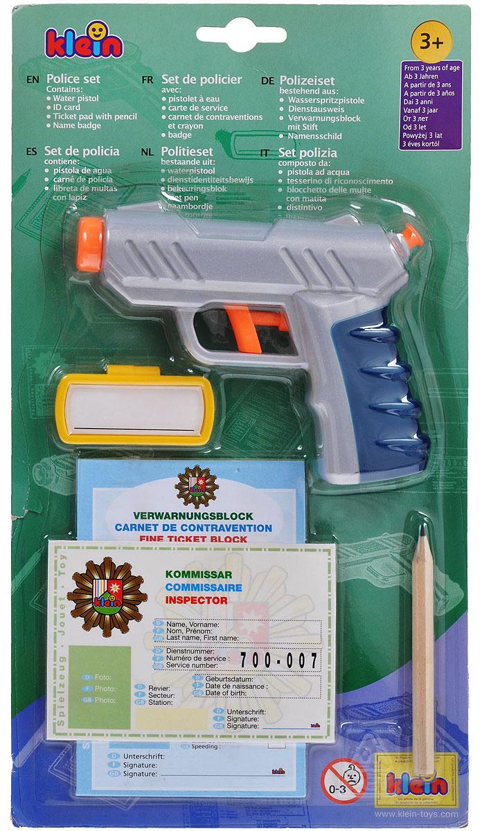 Klein Игровой набор Полицейский 5 предметов