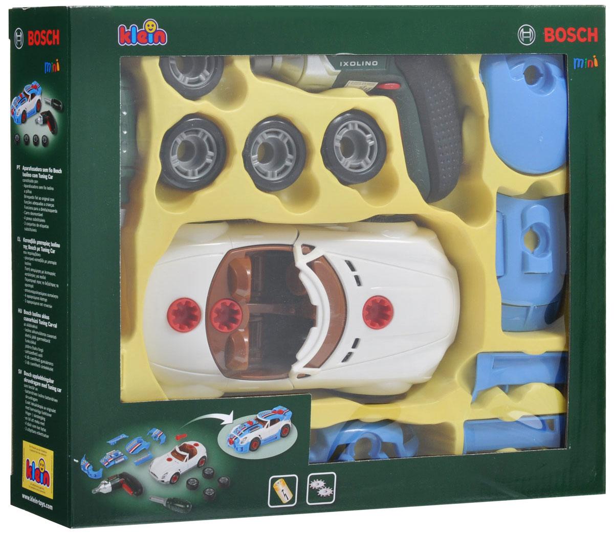 Klein Игровой набор Тюнинг-ателье 22 предмета
