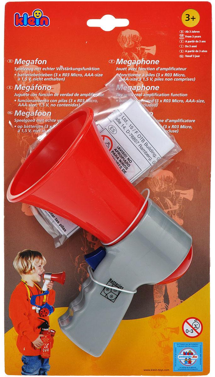 Klein Игрушка Мегафон, цвет: красный, серый