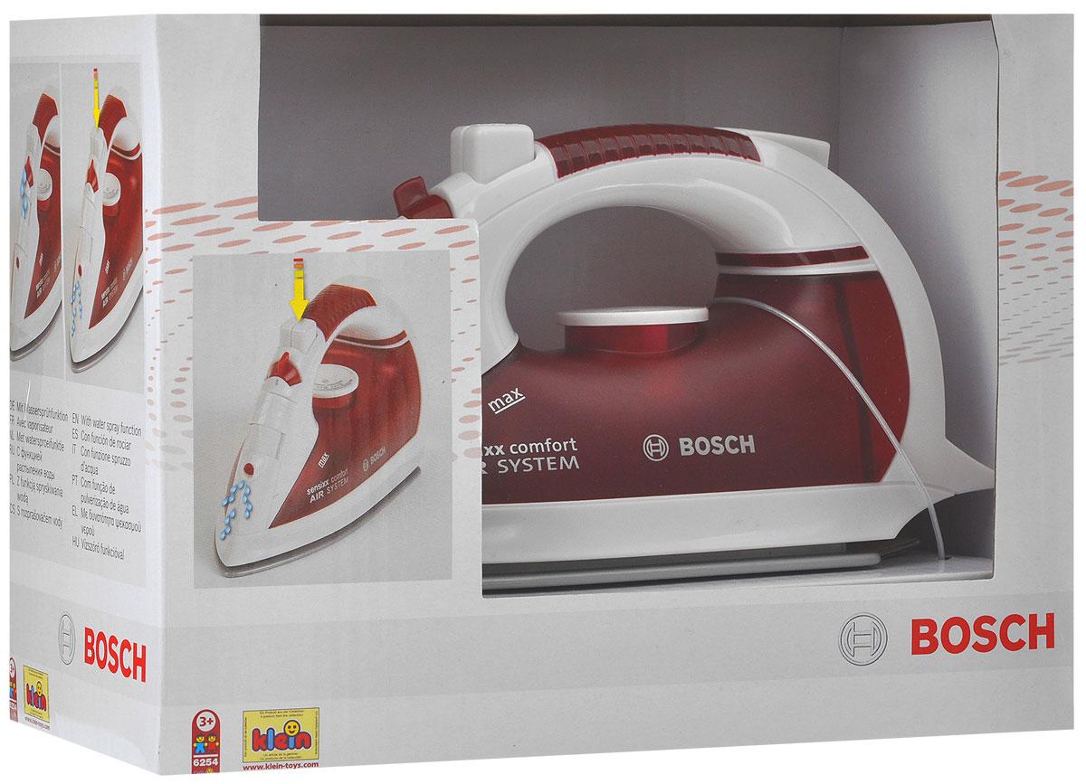 Klein Игрушка Утюг Bosch, цвет: белый, красный