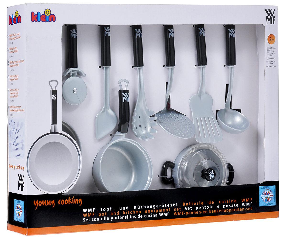 Klein Набор детской посуды WMF 10 предметов