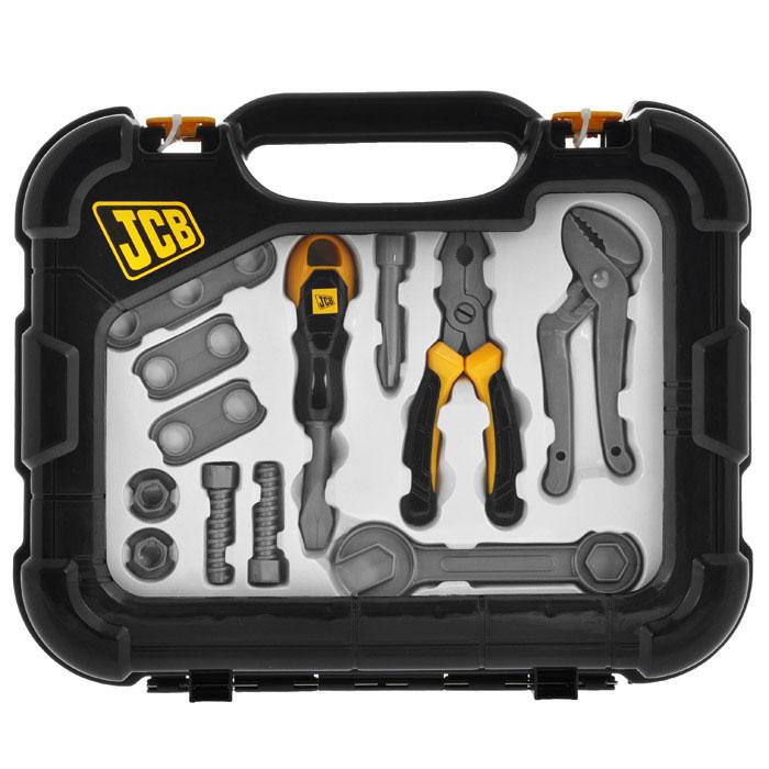 HTI Набор инструментов JCB 12 предметов