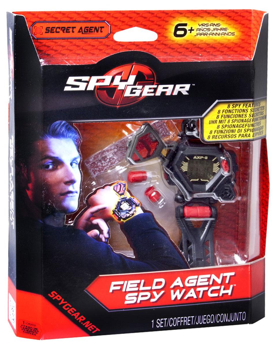 Spy Gear Игровой набор Часы спецагента