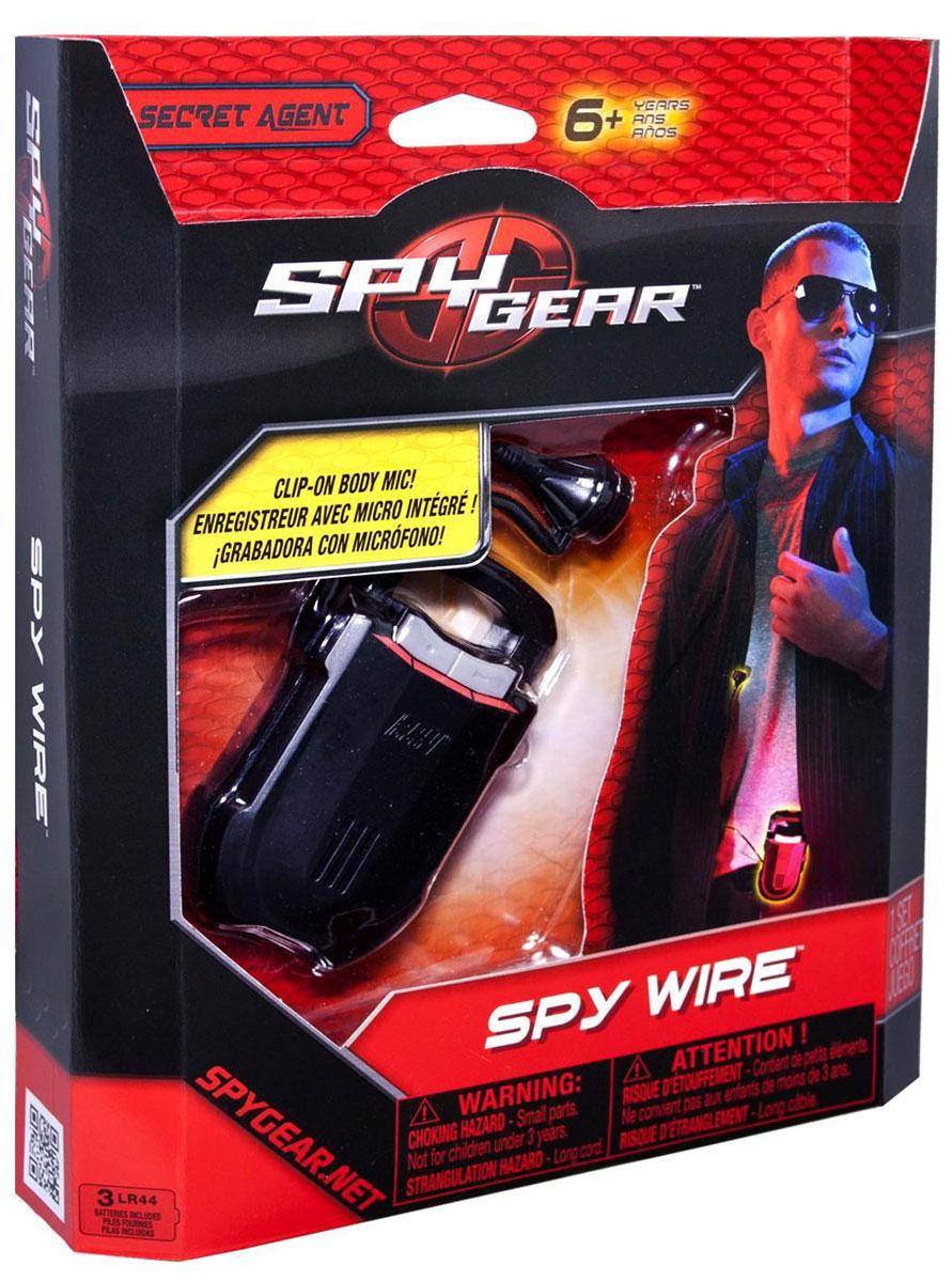 Spy Gear Игровой набор Шпионский микрофон