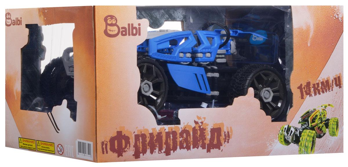 Balbi Машина-конструктор на радиоуправлении Фрирайд