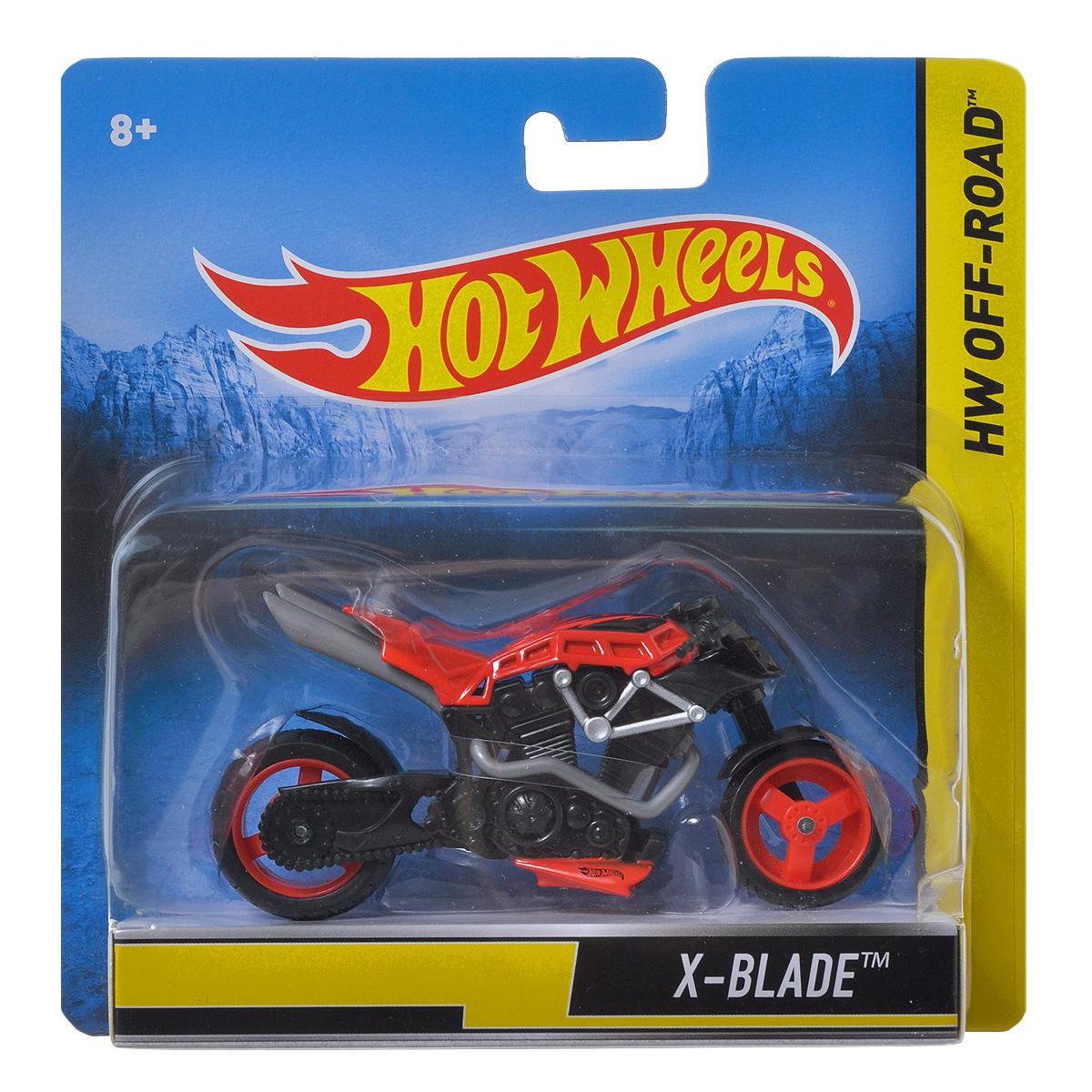 Hot Wheels Мотоцикл X-Blade