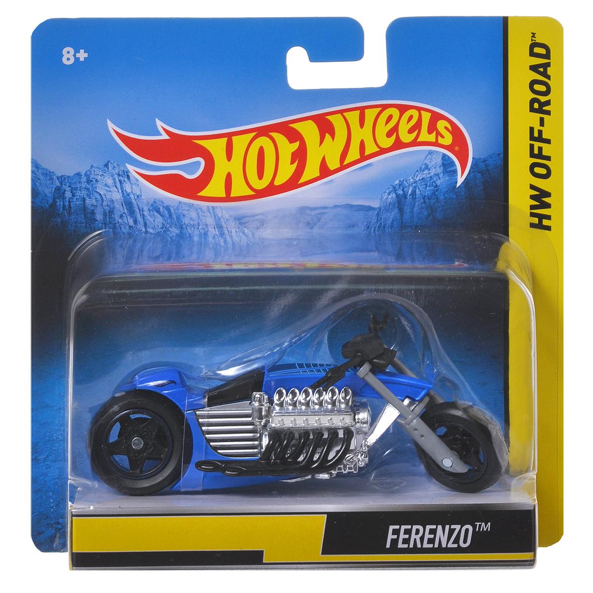Hot Wheels Мотоцикл Ferenzo