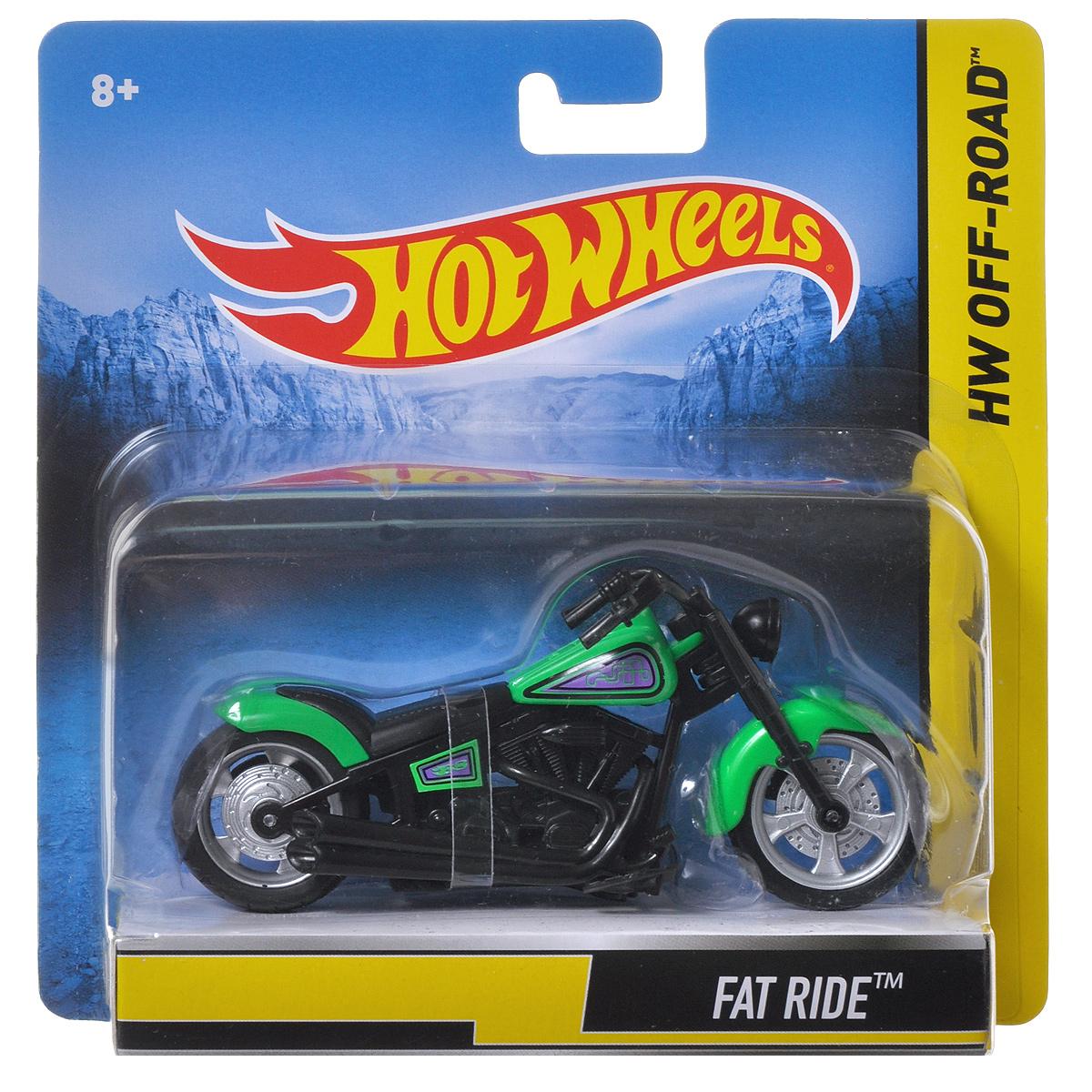 Hot Wheels �������� Fat Ride