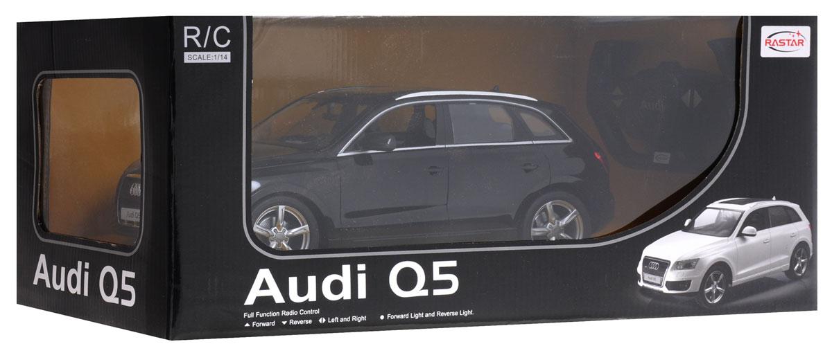Rastar Радиоуправляемая модель Audi Q5 цвет черный