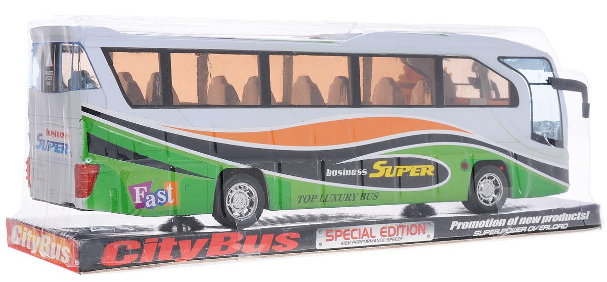 Junfa Toys Автобус инерционный
