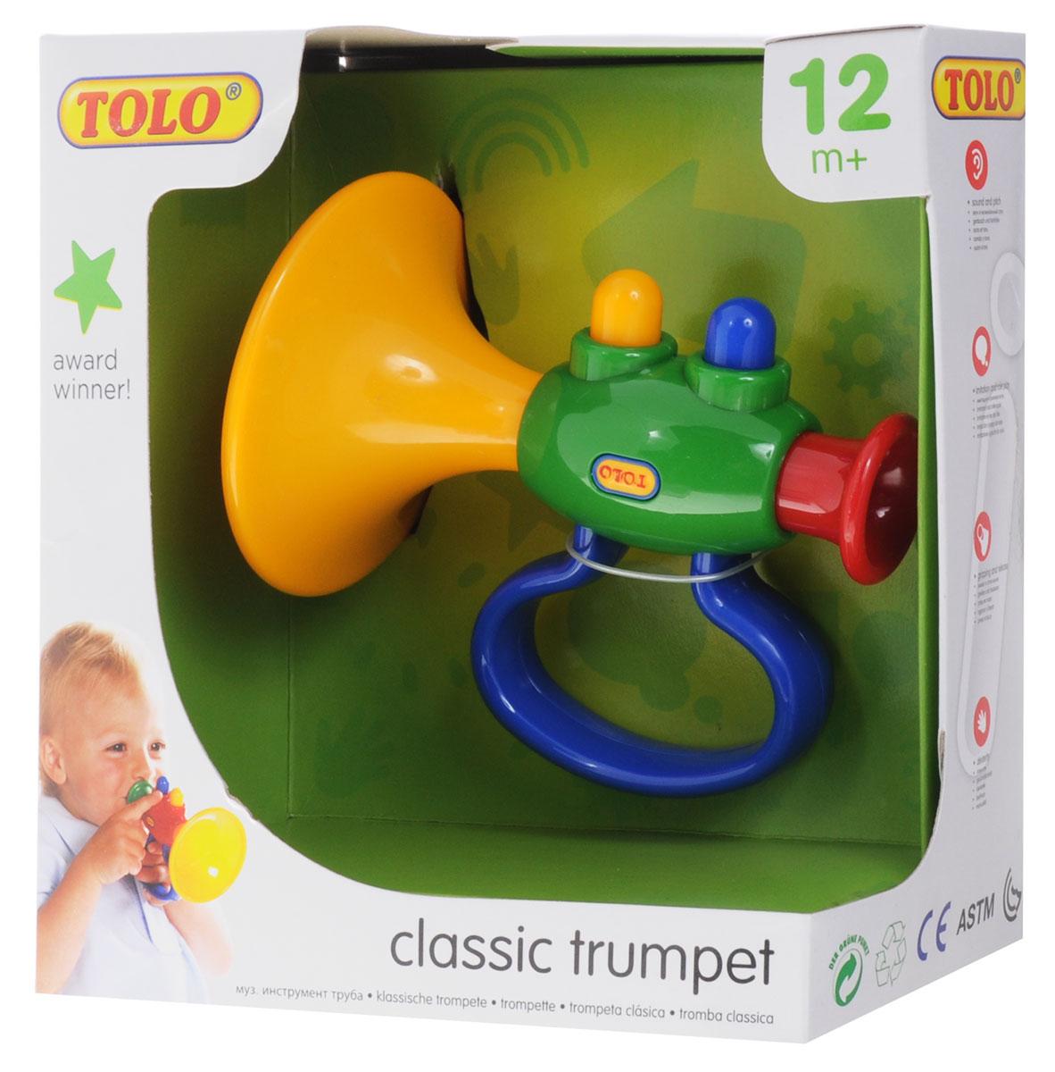 Tolo Музыкальный инструмент Труба