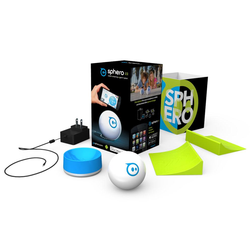 Sphero Игрушка радиоуправляемая Беспроводной робо-шар