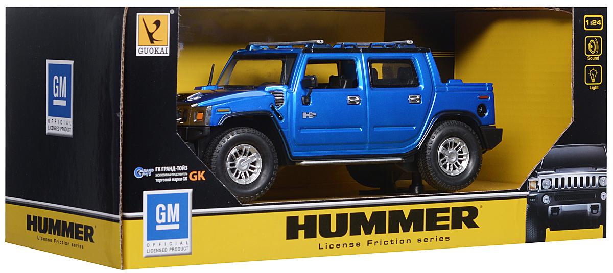 GK Racer Series Модель автомобиля Hummer H2 Sut
