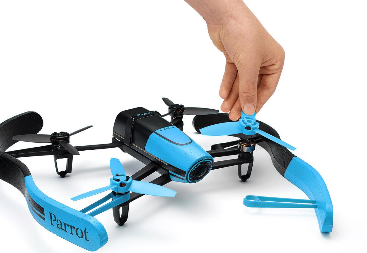 Parrot ������������ �� ��������������� Bebop Drone ���� �����