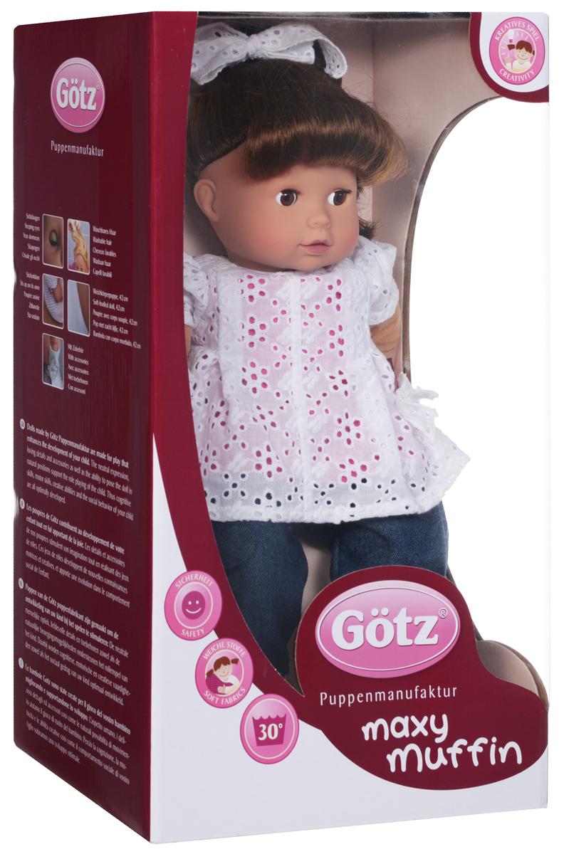 Gotz Кукла Макси-маффин шатенка