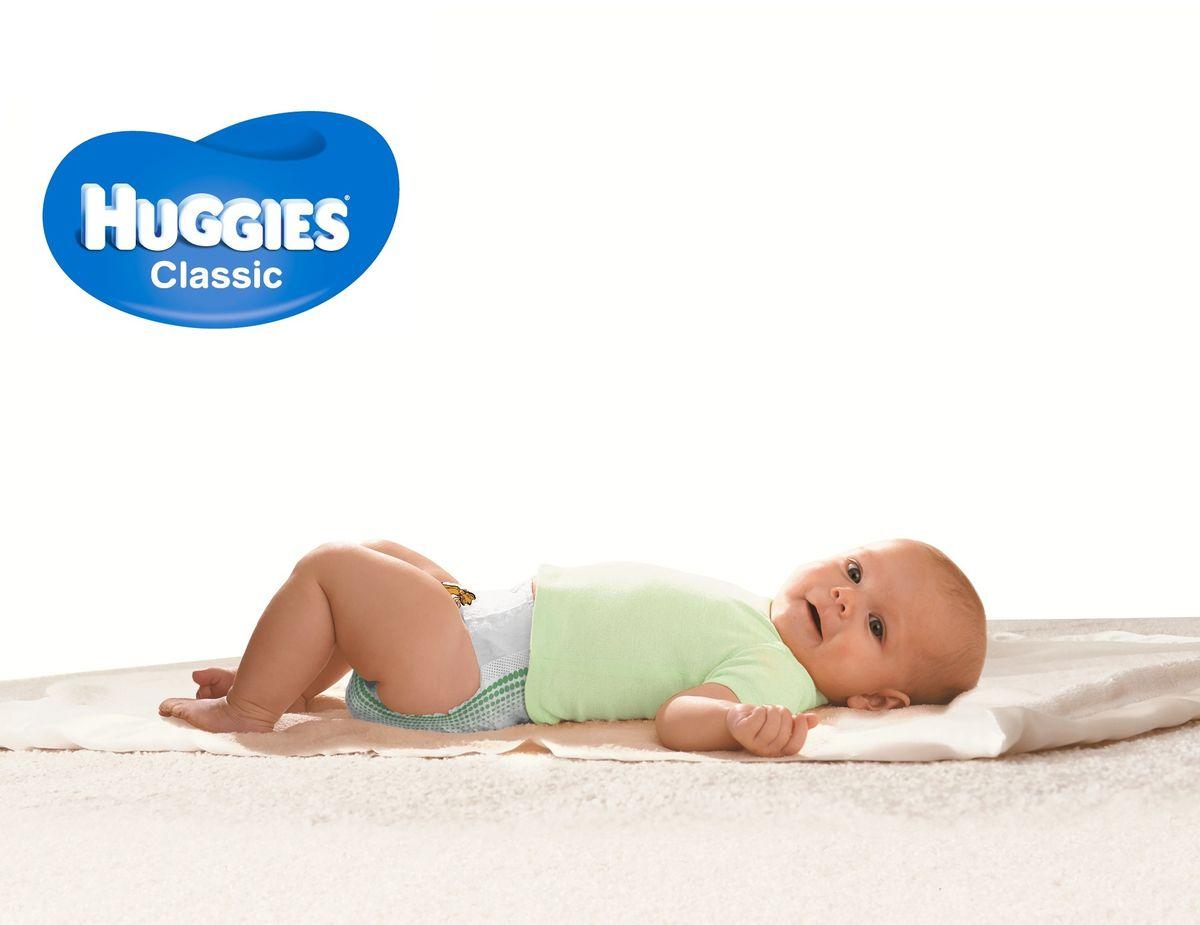 Huggies Подгузники Classic 11-25 кг (размер 5) 21 шт