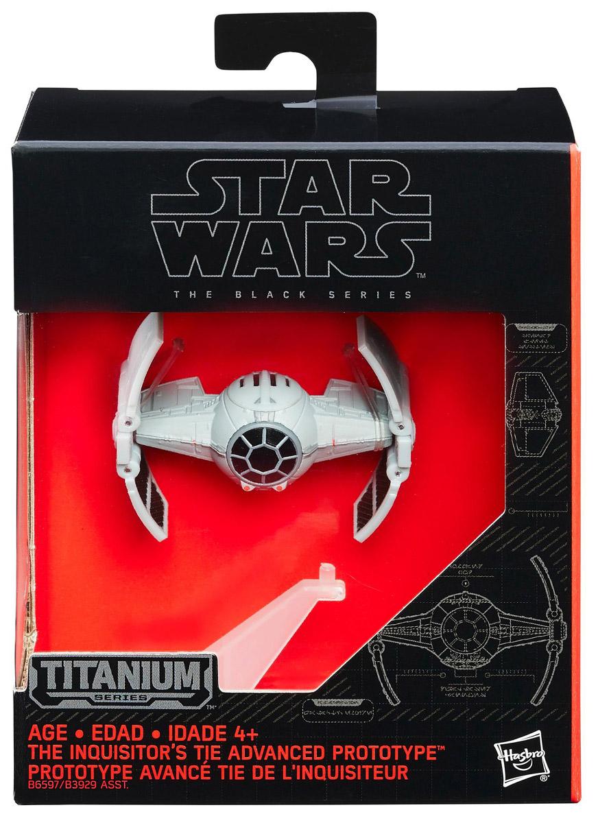 Star Wars Космический корабль The Inquisitors Tie Advanced Prototype