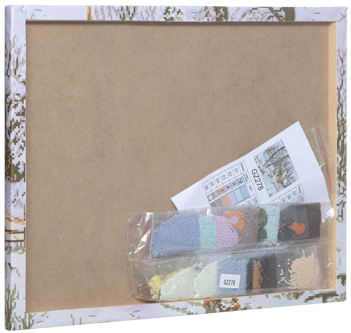 Molly Картина мозаикой Зимняя дорога