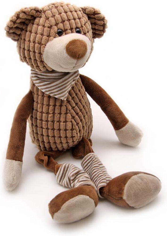 Magic Bear Toys Мягкая игрушка Медведь Стивен длинные ноги 28 см