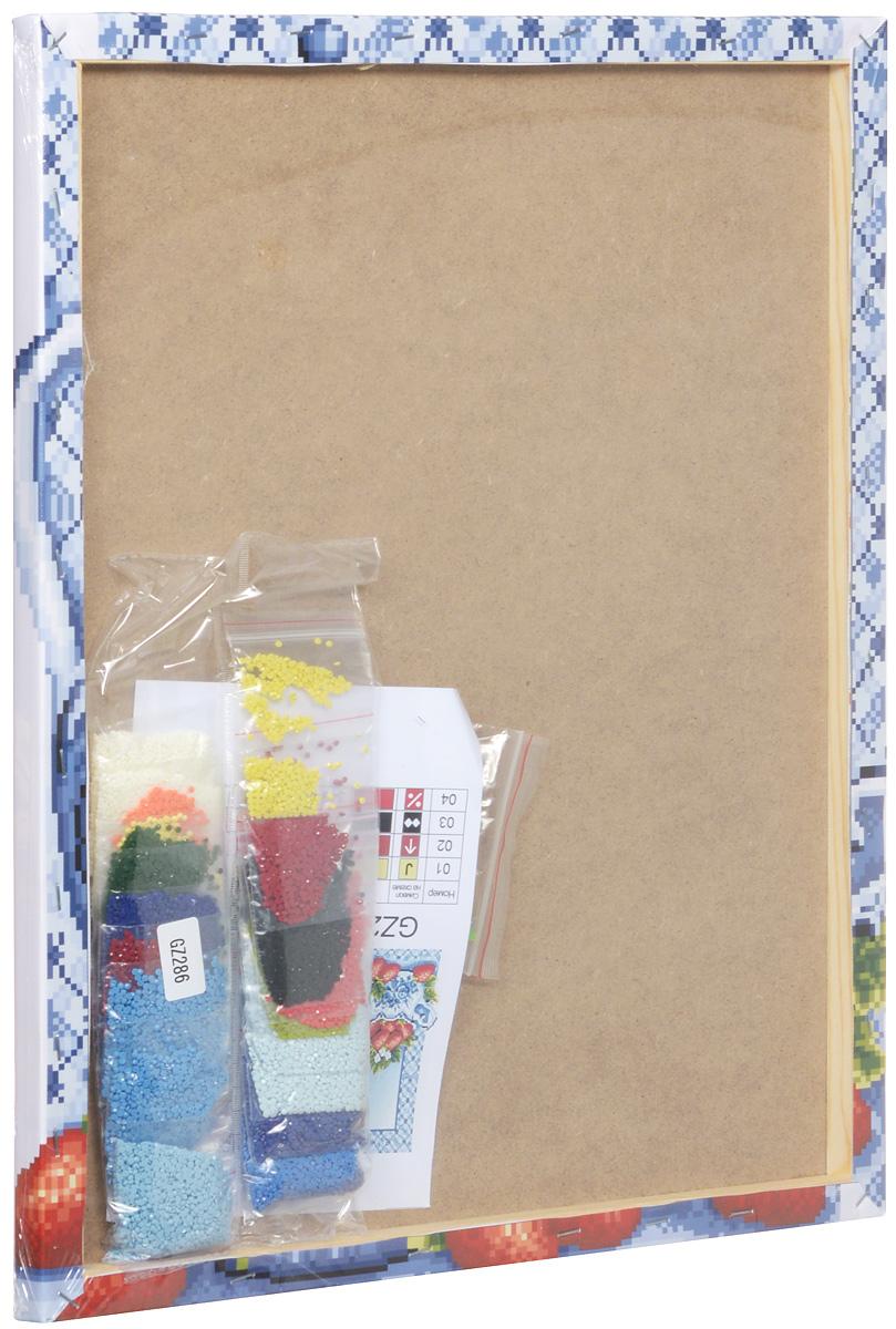 Molly Картина мозаикой Кувшин в стиле Гжель