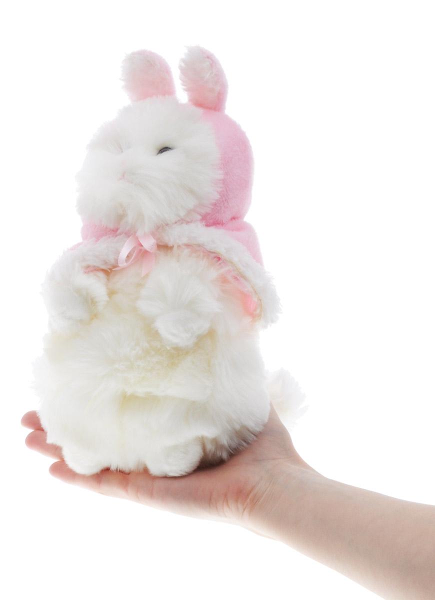 """Gulliver Мягкая игрушка """"Кошечка Мими в костюме зайки"""", 19 см - 3"""