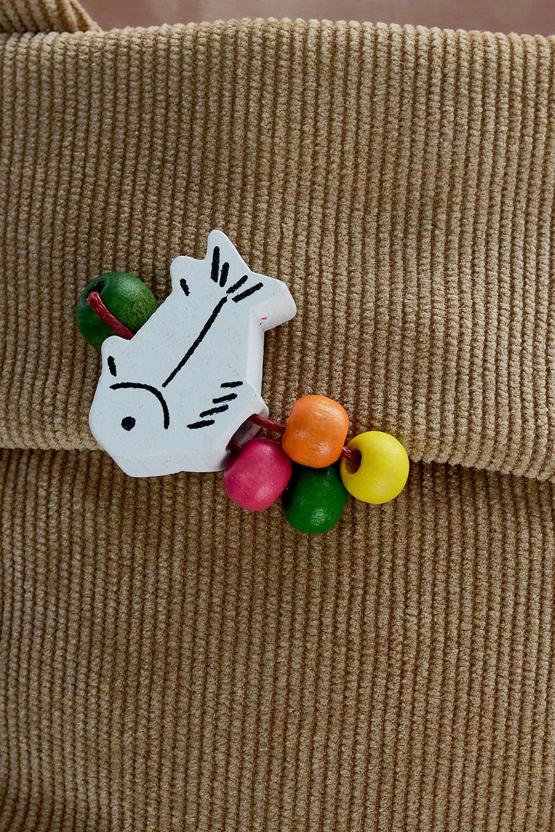 Спортбэби Игрушка-тренажер Vip-прыгунки 3 в 1 Мишка цвет светло-коричневый