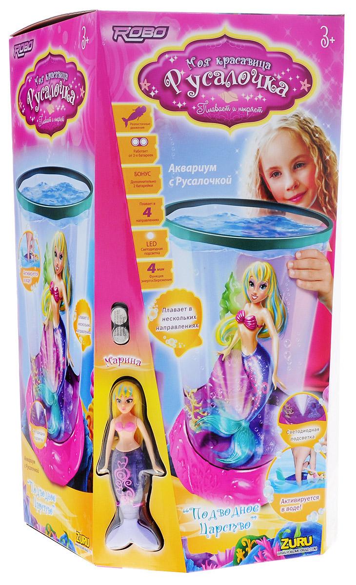 Robofish Интерактивная игрушка Русалочка Марина и подводное царство