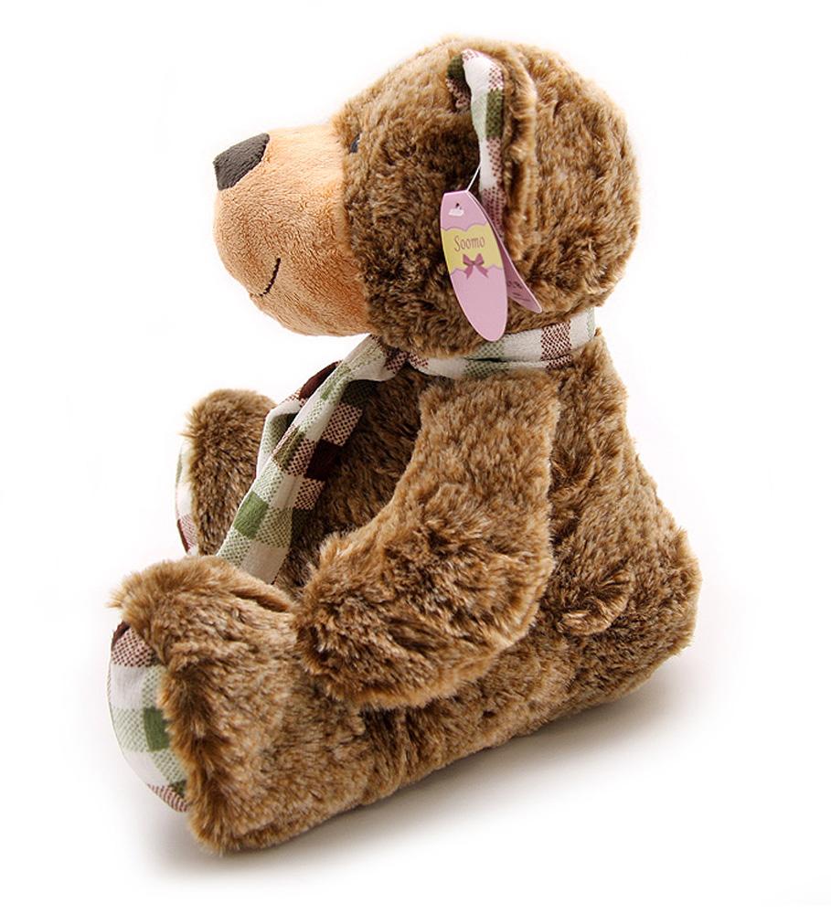 Soomo Мягкая игрушка Медведь Асгрим 26 см